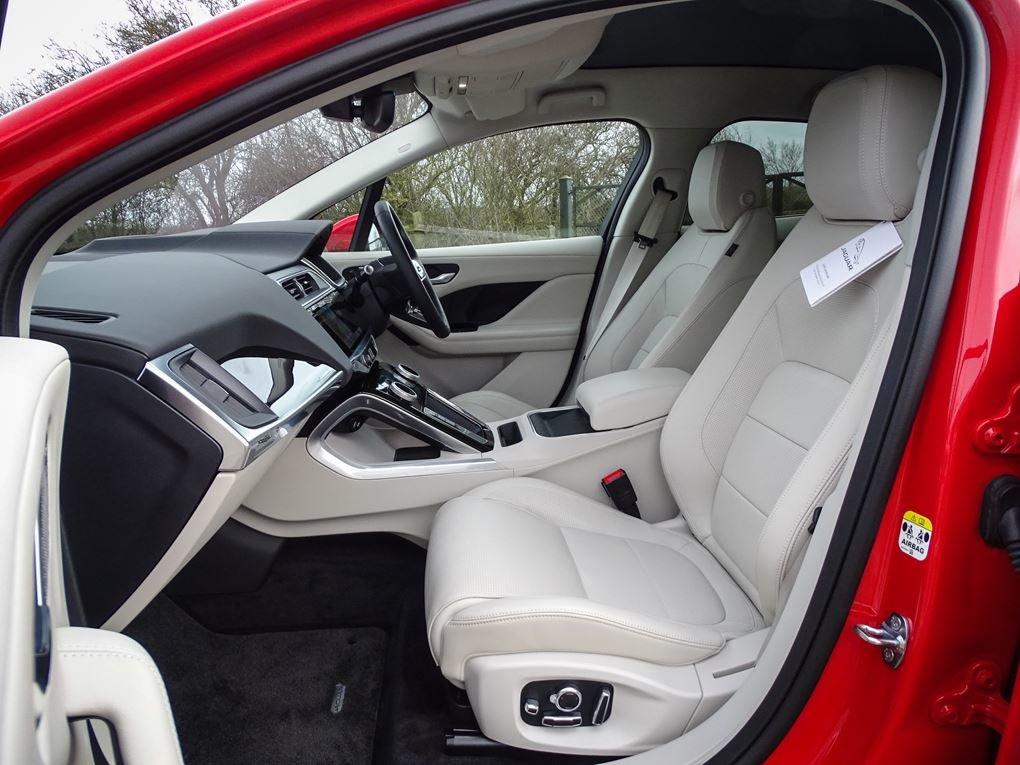 2019 Jaguar  I-PACE  HSE AUTO  62,948 For Sale (picture 3 of 24)