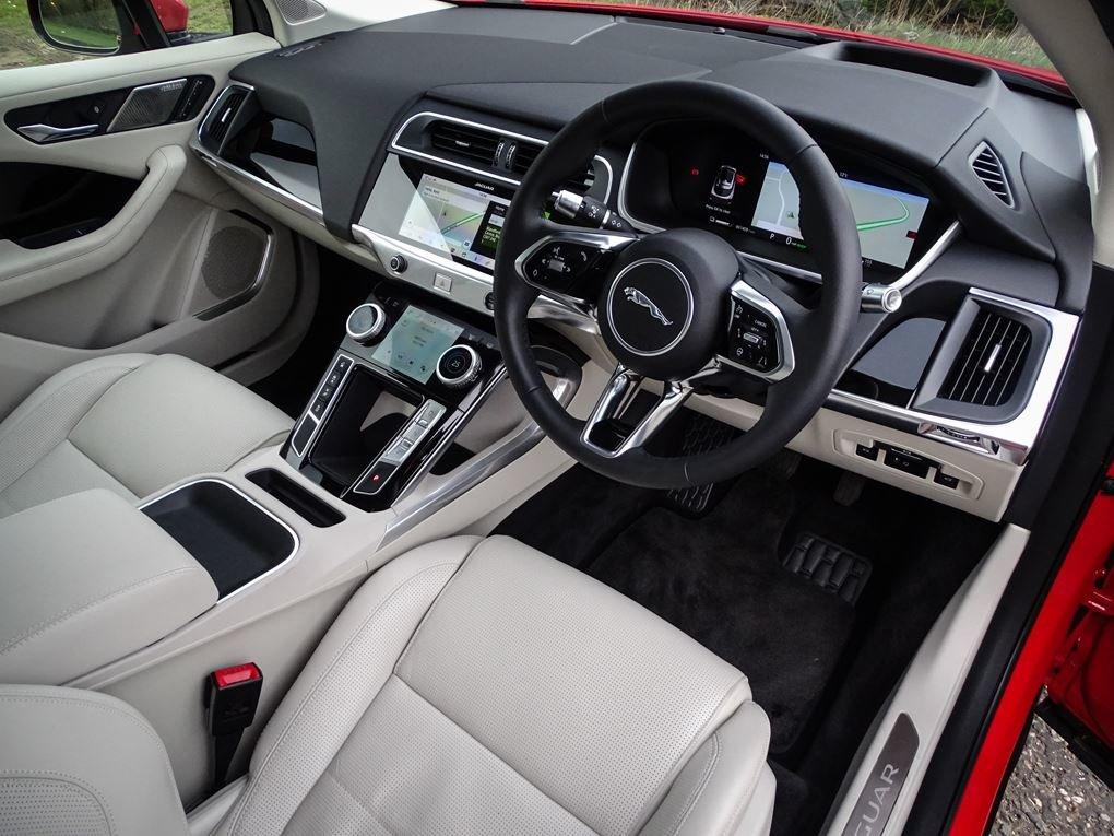 2019 Jaguar  I-PACE  HSE AUTO  62,948 For Sale (picture 24 of 24)