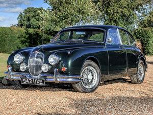 1960 Jaguar MK II For Sale by Auction