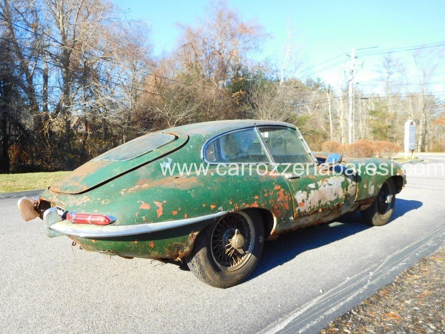 1962 Jaguar e-type coupe' 3.8 year  For Sale (picture 1 of 6)