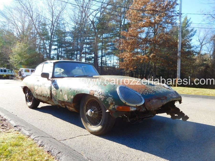 1962 Jaguar e-type coupe' 3.8 year  For Sale (picture 2 of 6)