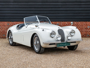 1954 Jaguar XK120 SE For Sale