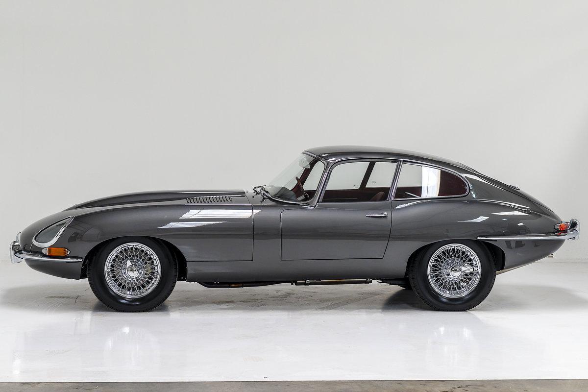 1961 Jaguar E Type 3.8 FHC Flat Floor For Sale (picture 1 of 6)