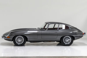 1961 Jaguar E Type 3.8 FHC Flat Floor For Sale