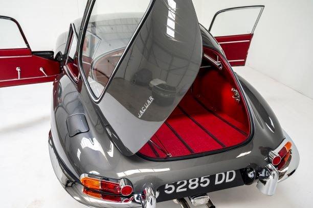 1961 Jaguar E Type 3.8 FHC Flat Floor For Sale (picture 2 of 6)