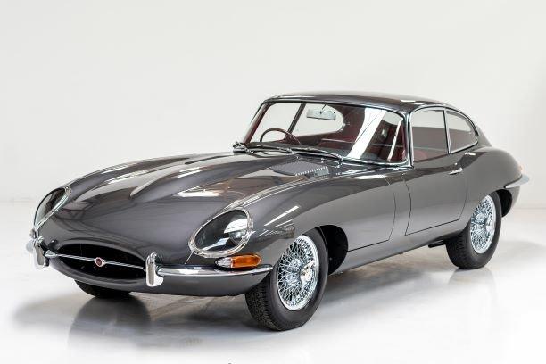 1961 Jaguar E Type 3.8 FHC Flat Floor For Sale (picture 3 of 6)