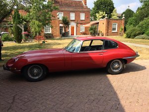 JAGUAR E TYPE Series I.5 FHC 4.2 2+2