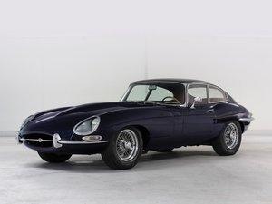 1966 Jaguar E-Type Series 1 4.2-Litre Fixed Head Coup  For Sale by Auction