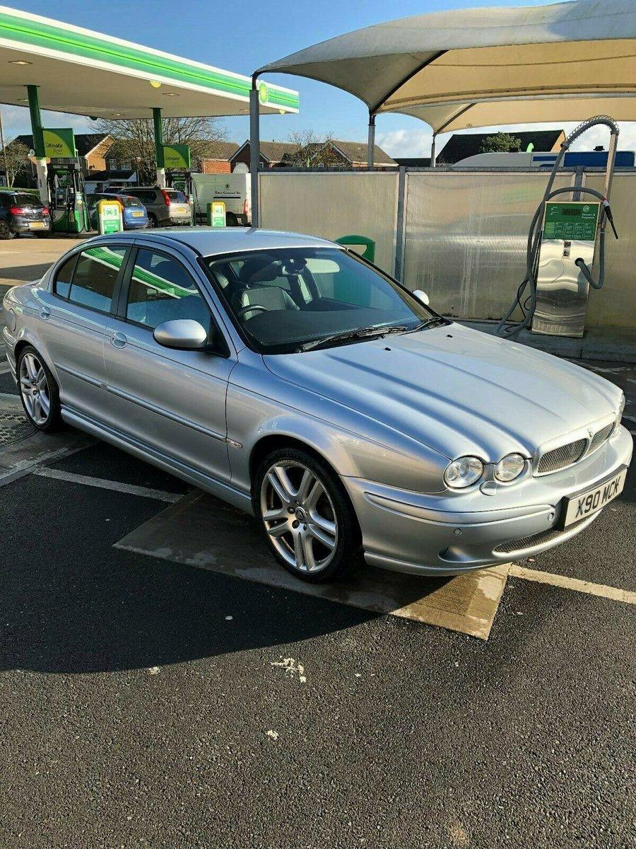 2007 Jaguar x type 2.2 d sport For Sale   Car And Classic