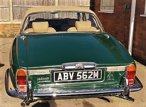 LWB 1974 with only 60,000 miles. XJ12 Series 2