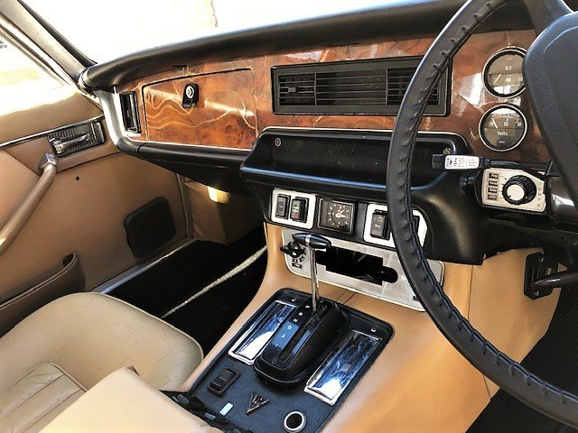 XJ12 Series 2 1974 with only 60,000 miles. For Sale (picture 2 of 6)