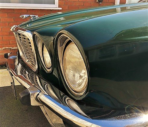 XJ12 Series 2 1974 with only 60,000 miles. For Sale (picture 4 of 6)