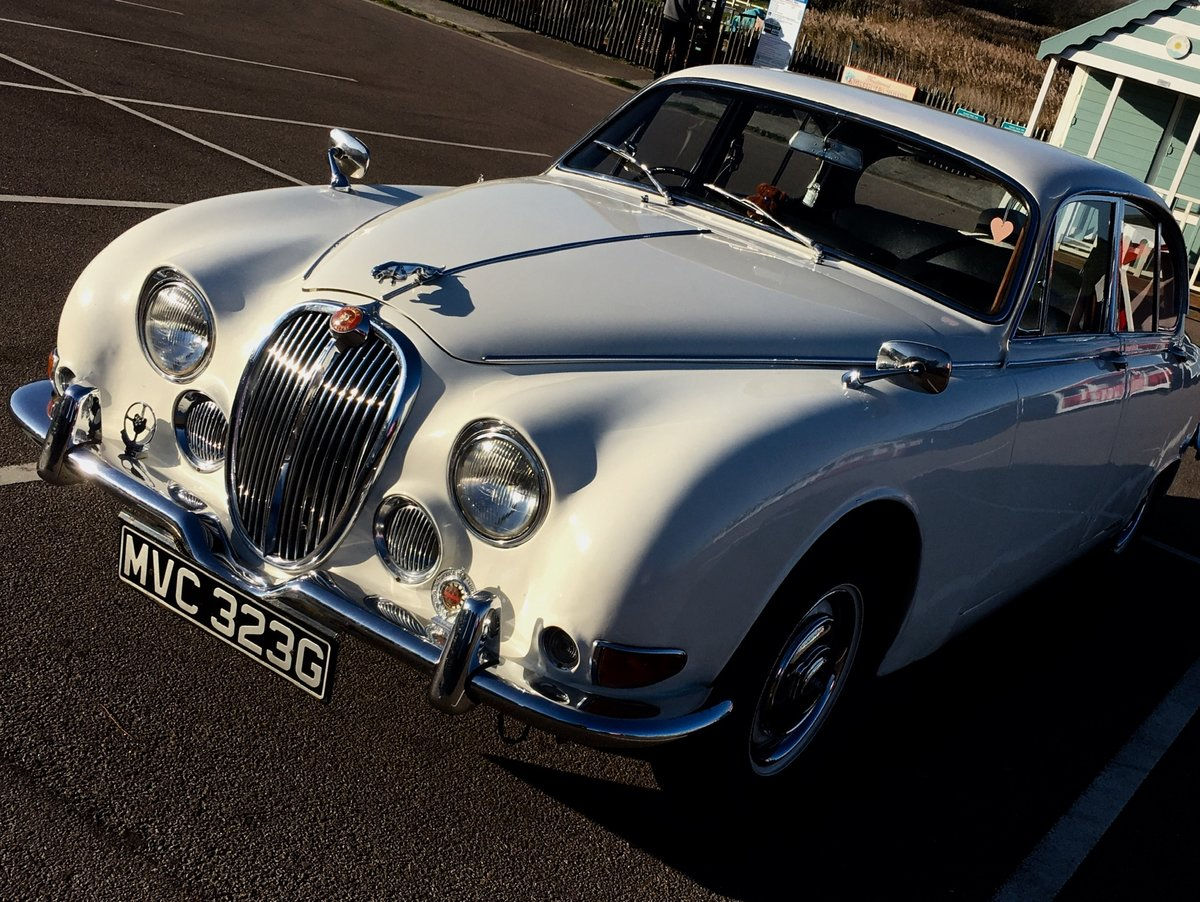 1968 Jaguar Mk2 s type SOLD   Car And Classic