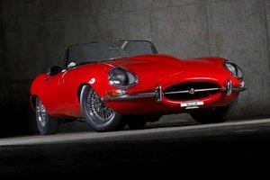 1964 – Jaguar E-Type 4.2 Roadster For Sale by Auction