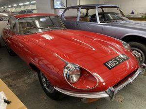 1969 Jaguar Etype Series 2 FHC For Sale