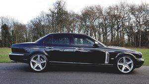 Jaguar xjr portfolio 1 of 100 limited production