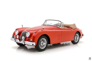 1959 JAGUAR XK150 DROPHEAD COUPE For Sale