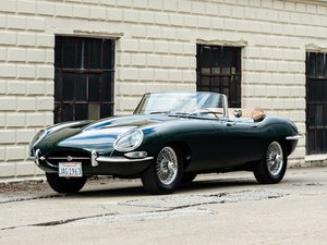 1963 Jaguar E-Type Series 1 3.8-Litre Roadster