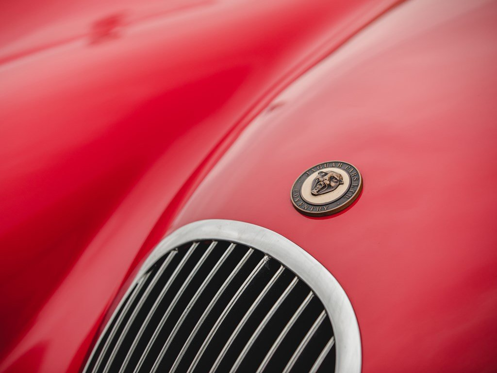 1950 Jaguar XK 120 Roadster  For Sale by Auction (picture 6 of 6)