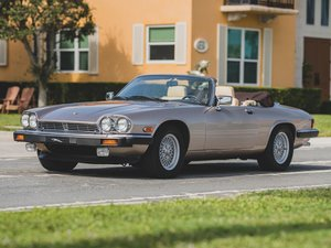 1991 Jaguar XJ-S Classic Collection Convertible