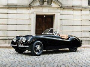 1950 Jaguar XK 120 Roadster