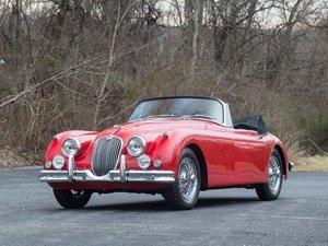 1959 Jaguar XK 150 Drophead Coupe  For Sale by Auction
