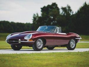 1967 Jaguar E-Type Series 2 4.2-Litre Roadster  For Sale by Auction
