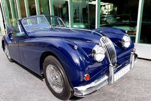 Jaguar XK140 DHC 1956 For Sale