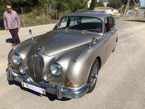 Jaguar MK II 3.8, 4 manual speed, overdrive