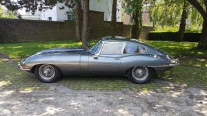 1962 Jaguar Type E For Sale