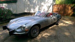 1973 Jaguar E Type V12 For Sale