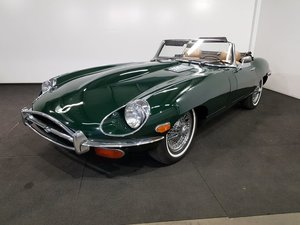 Jaguar E-type Series 2 Convertible 1970 4.2 liters For Sale