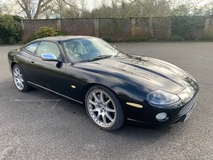 2004 Jaguar XKR100 Coupe Auto For Sale by Auction