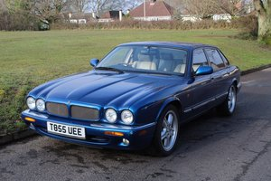 1999 Jaguar XJR V8 Auto 1986 - to be auctioned  For Sale by Auction