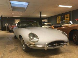 1967 Jaguar E-Type Series 1 Coupe (Project) For Sale