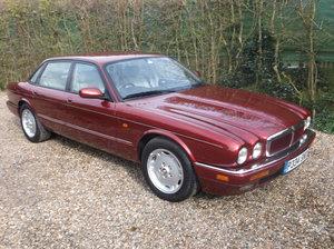 1996 Jaguar X300 - Low milage,excellent condition