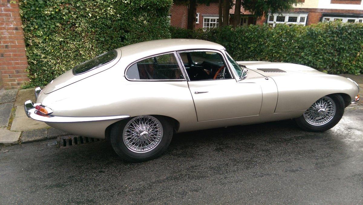 1964 Jaguar E-Type 3.8 FHC series 1 For Sale (picture 1 of 6)
