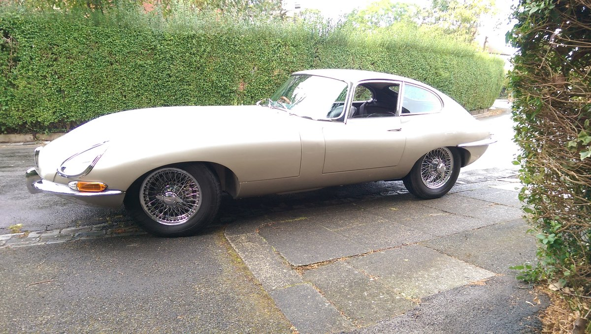 1964 Jaguar E-Type 3.8 FHC series 1 For Sale (picture 2 of 6)