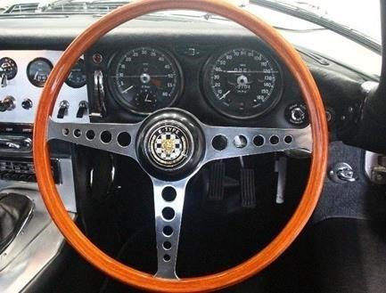 1964 Jaguar E-Type 3.8 FHC series 1 For Sale (picture 4 of 6)