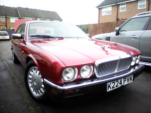 1993 Jaguar xj40  only 54;000 miles show car