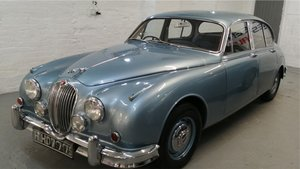 Picture of Beautiful 1967 Jaguar Mk2 2.4 Manual/Overdrive For Sale