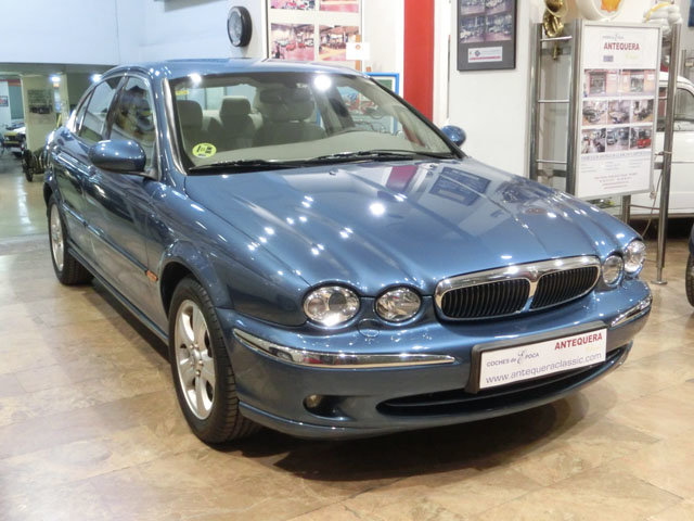 JAGUAR X-TYPE 2.5 V6 - 2002 For Sale (picture 1 of 6)
