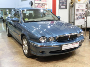 JAGUAR X-TYPE 2.5 V6 - 2002
