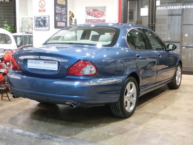 JAGUAR X-TYPE 2.5 V6 - 2002 For Sale (picture 2 of 6)