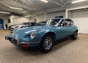 Jaguar E Type V12 Series 3 2+2 1972 For Sale
