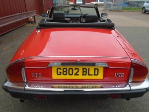 Picture of 1989 Jaguar XJ-S Convertible For Sale