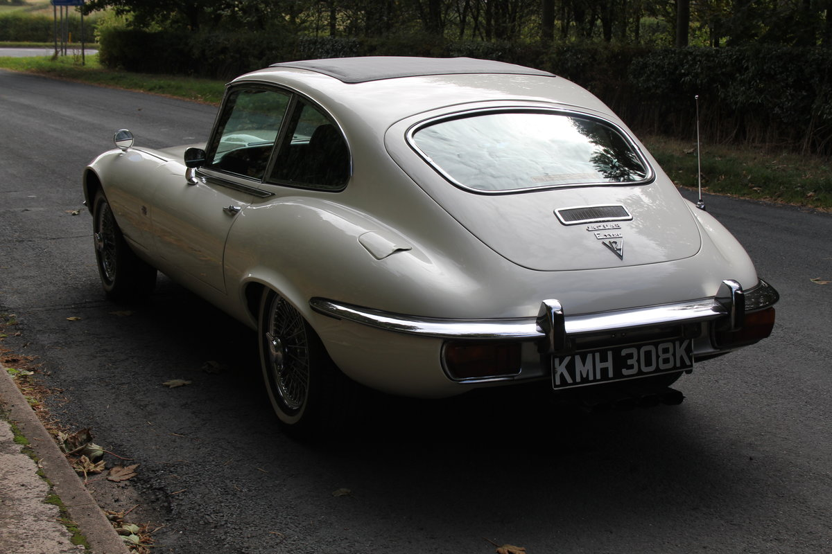 1972 Jaguar E-Type Series III V12 Auto - 70k miles, UK car For Sale (picture 4 of 20)