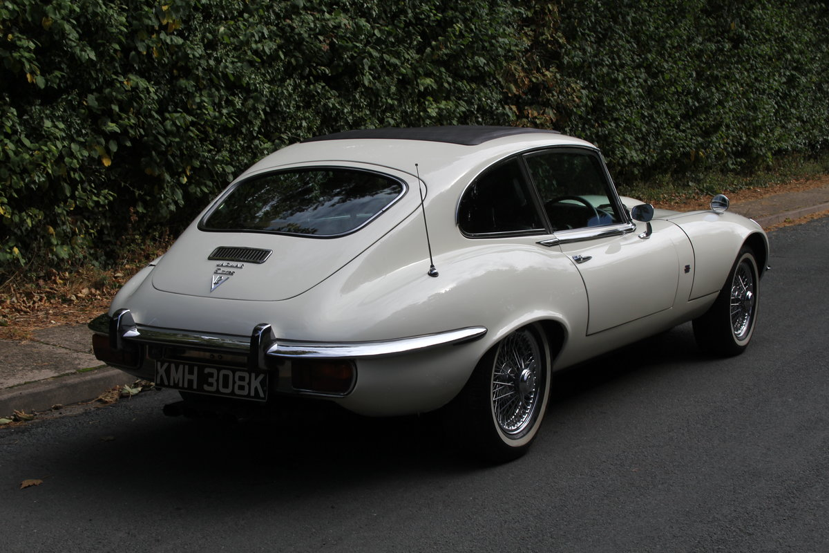1972 Jaguar E-Type Series III V12 Auto - 70k miles, UK car For Sale (picture 6 of 20)