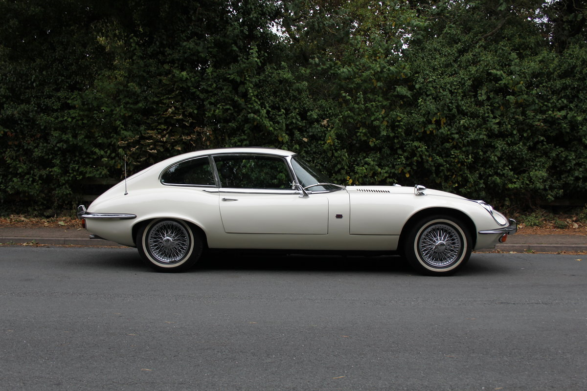 1972 Jaguar E-Type Series III V12 Auto - 70k miles, UK car For Sale (picture 7 of 20)