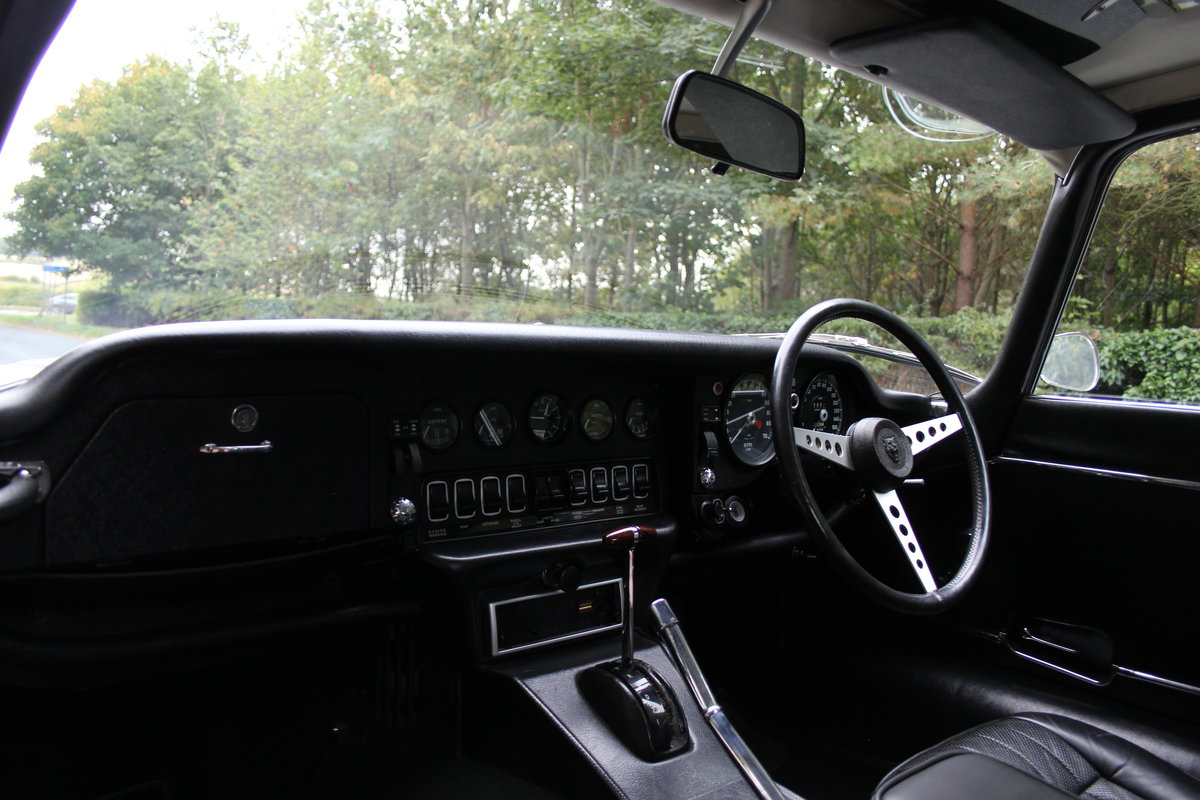 1972 Jaguar E-Type Series III V12 Auto - 70k miles, UK car For Sale (picture 11 of 20)
